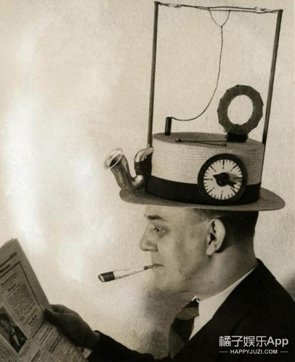上世纪最开脑洞发明,给设计师跪了