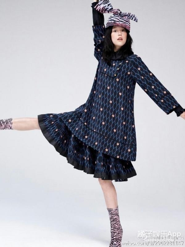 TA很红丨她不是菊池凛子更不是日本人!而是中加混血的美女甜心!