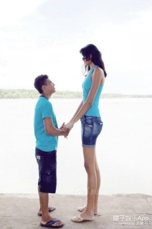 男女最适合身高差20cm,快来算算你该找多高的?