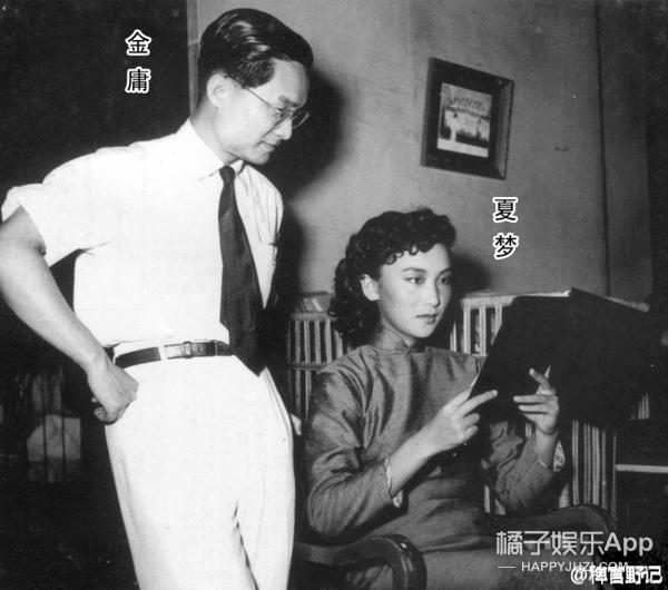 """夏梦这位""""东方赫本""""留下的,不是只有荧幕上的形象那么简单"""