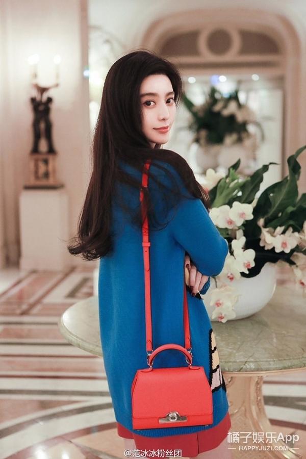 【包你美】LV太泛滥?看看范冰冰、宋佳都开始背上它的姐妹品牌了!