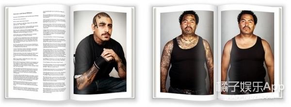 混了几十年黑帮,擦掉纹身的他们就像是普通大叔