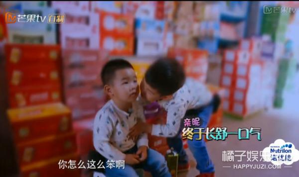 安吉寻弟、阿拉蕾撩汉,《爸4》简直是偶像剧拍摄现场啊!