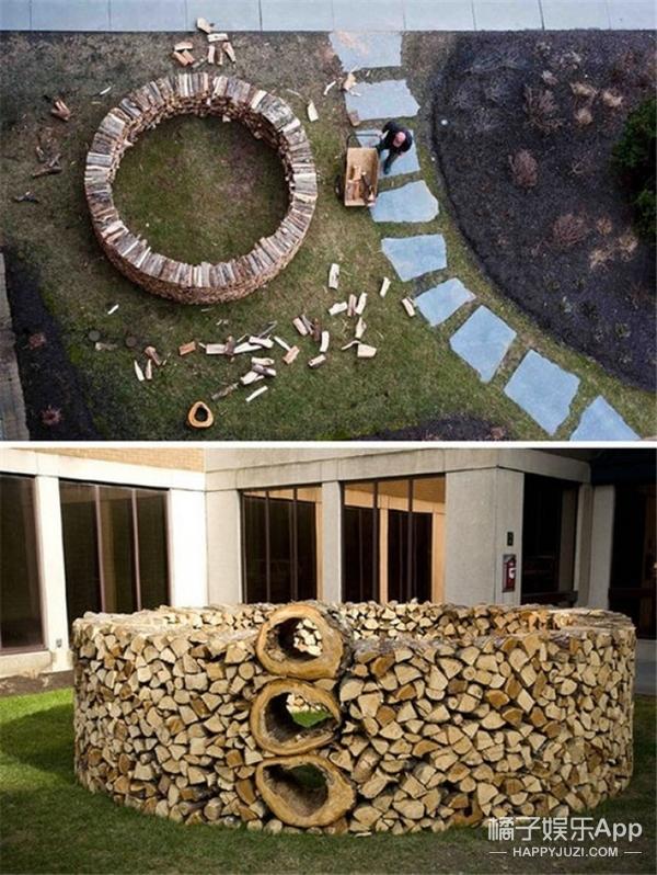 他们把木头玩成了艺术,太疯狂了