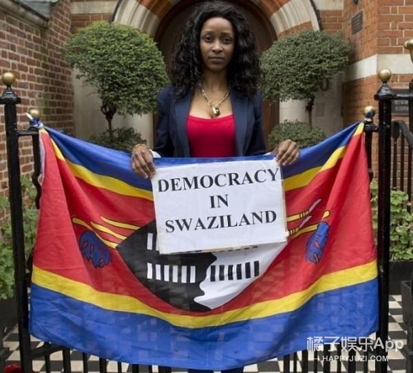 非洲国王为娶15岁学生派特工追捕,姑娘奋力逃英国避难