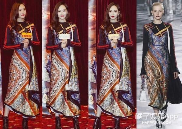 唐嫣这个时尚圈新宠儿,是要承包LV的节奏吗?