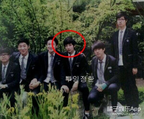 Seventeen尹净汉:队内的天使担当,小时候也是个胖子