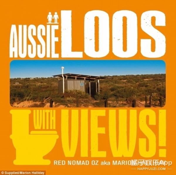 53岁阿姨建了一个网站,专门寻找澳洲的奇葩厕所