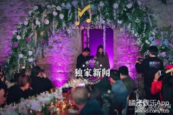 张靓颖婚礼现场及嘉宾曝光,然而张妈妈却说没收到邀请?