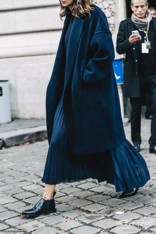 【穿衣MorningCall】 一条裙子就能让你的大衣美得不一样?那也得搭对才行!