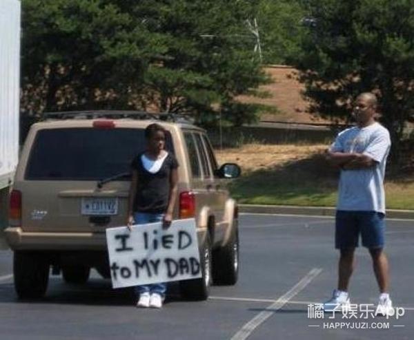 为了惩罚犯错的熊孩子,这些父母使上了大招