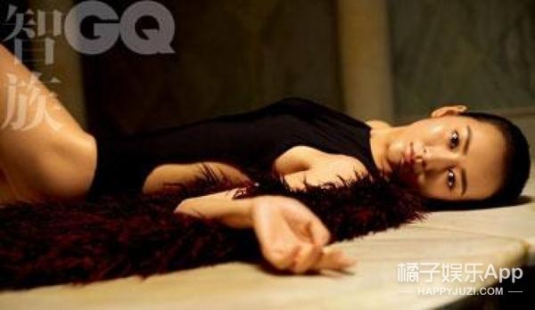 睡美人王鸥,拍起照来超会躺!