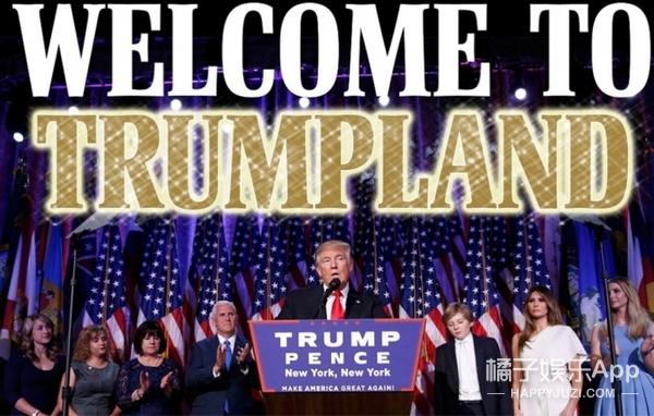 """为了吐槽美国大选,他搞了一个自动""""打脸机""""!"""