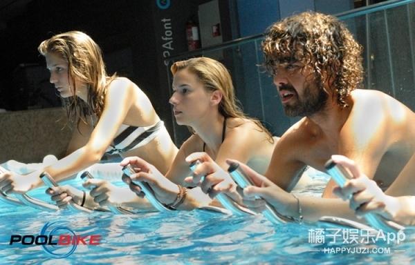水下自行车运动到底有多减肥!快进来看你还有得救……