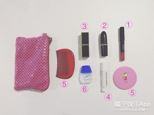 【编辑用啥】编辑公开随身化妆包装备够不够齐全一目了然