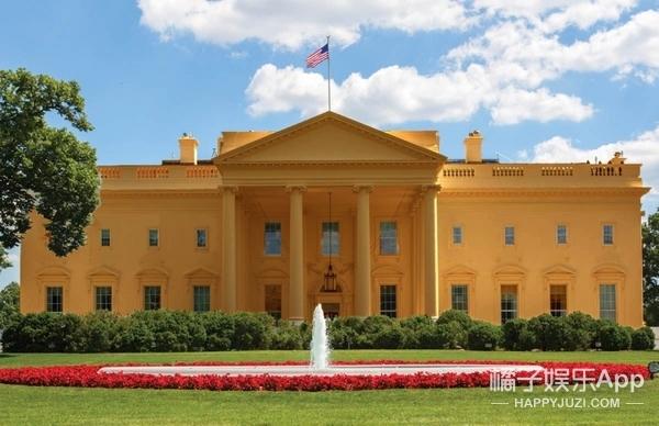 PS大神又来了!看看川普的白宫会被他搞成什么样?