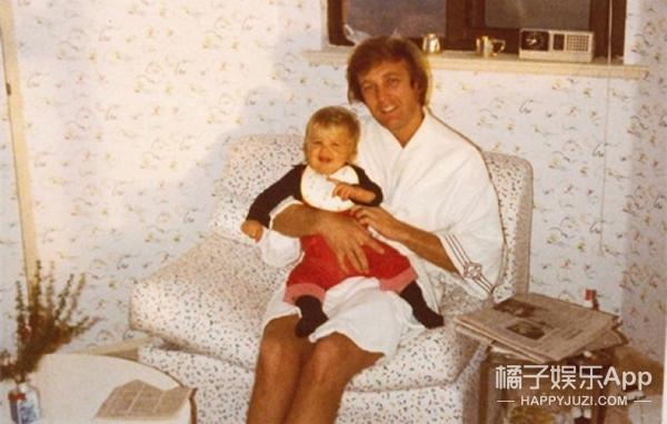 前妻不小心泄露的年轻川普私生活照,让他当上了总统!