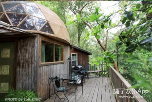 悬崖、树屋、冰洞这些歪果仁喜欢的野外旅店是要上天吗?!
