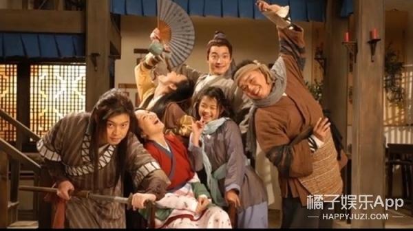 《法医秦明》中的宝宝和小黑、娄知县、李老板就是影视传奇F4啊