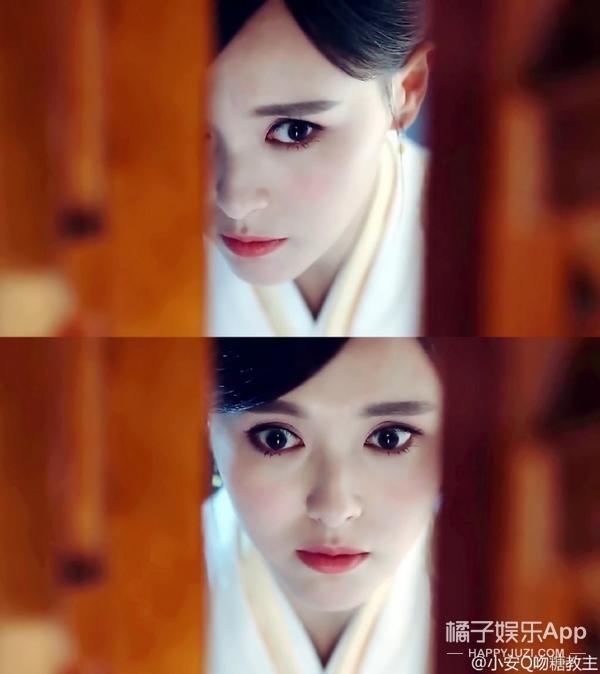唐嫣首次回应带美瞳原因,竟是因为羡慕别人的黑色瞳孔!