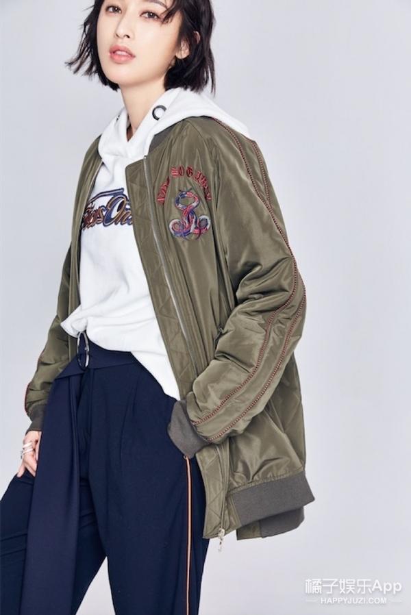怪不得张俪越来越潮,原来偷偷做设计师已经一年,她设计的衣服潮翻了!