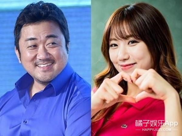 还记得韩国最美体育老师么,她竟然跟《釜山行》的胖大叔恋爱了