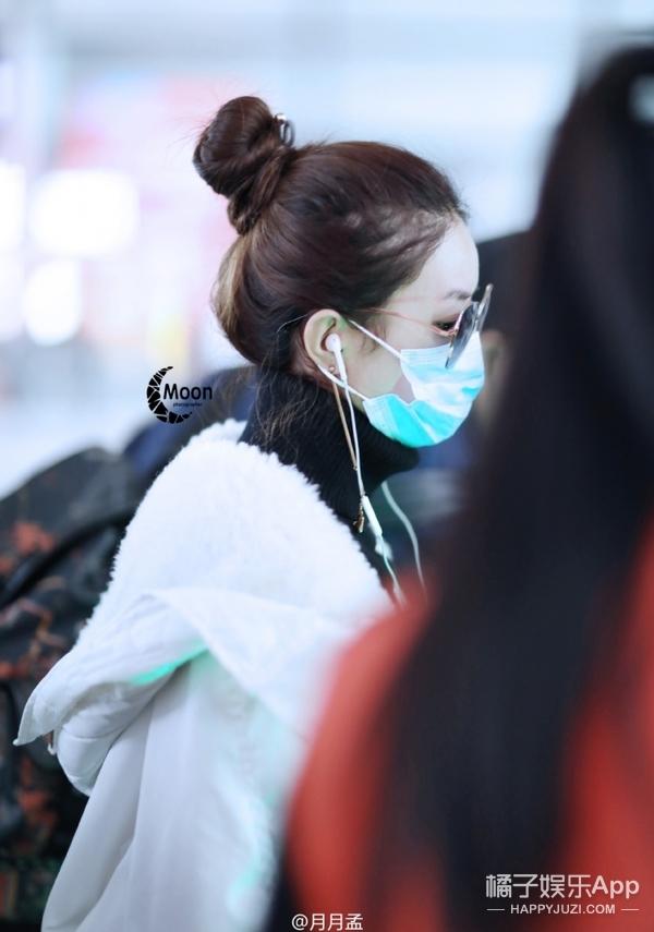 别怕冷,赵丽颖其实早就做好准备过冬了!