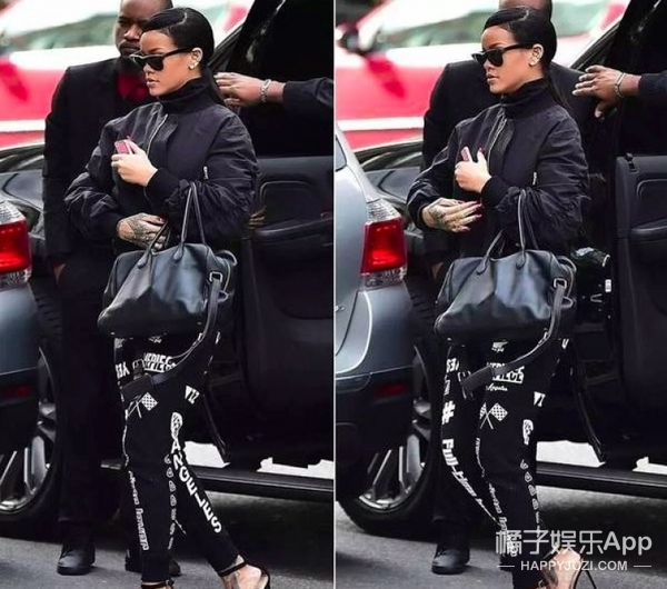 Vetements看腻了!鹿晗穿了一身Fear of God ,Rihanna、Gigi Hadid也爱它很久了!
