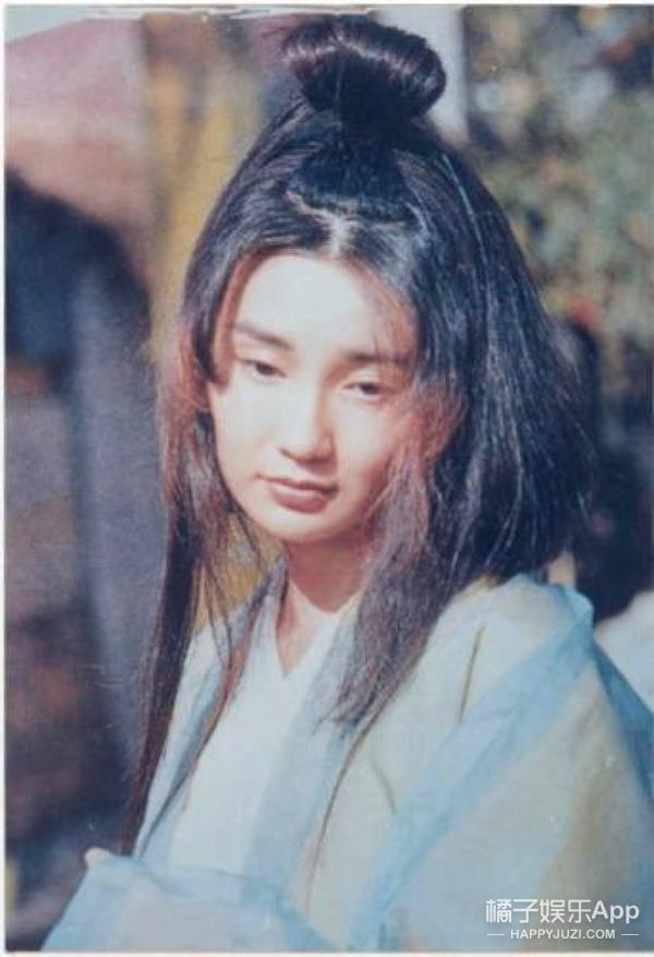 【老照片】张曼玉旧照,美女又a美女的长发女人纯性感性感头像图片