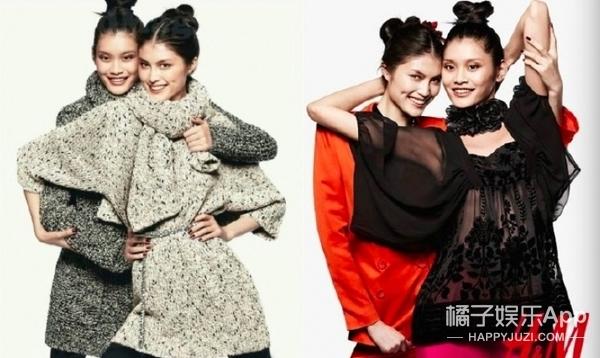 刘雯、杜鹃、孙菲菲……中国超模同框的广告画面简直太Chic了!
