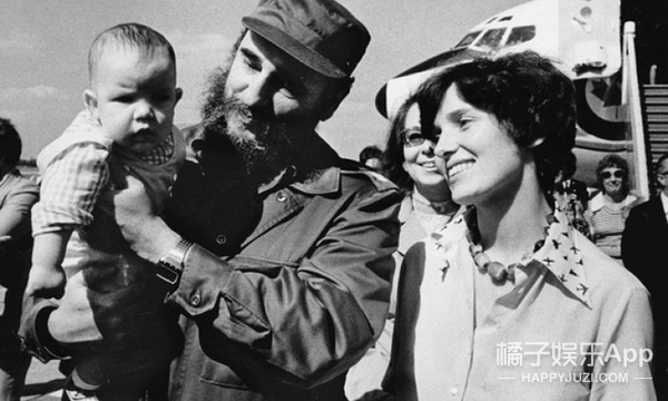 """古巴""""硬汉""""卡斯特罗与35000个女人的风流史"""