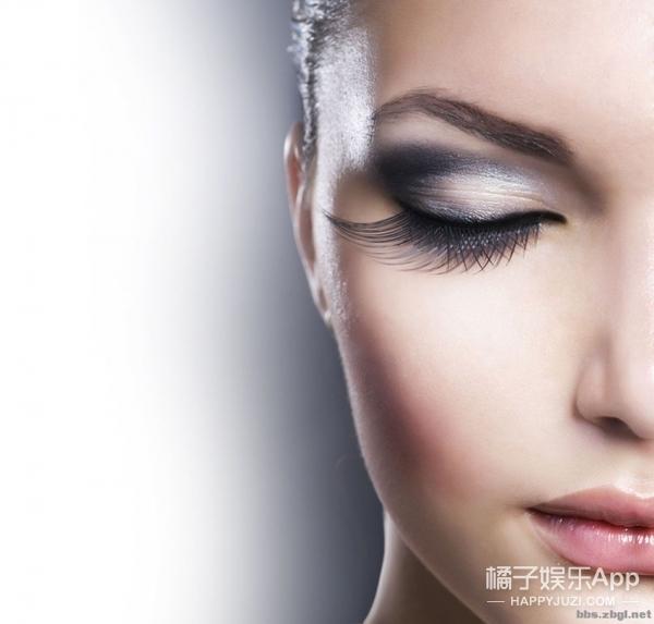 你的睫毛能放几根棉签?睫毛浓密纤长的秘密看这里!