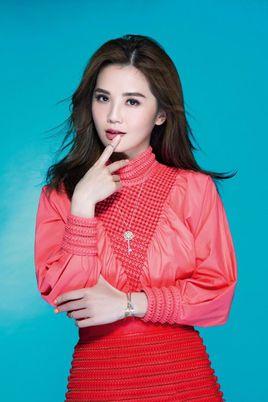 蔡卓妍的微博 蔡卓妍Charlene Choi个人资料照片