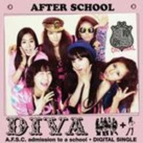 1st Digital Single《Diva》