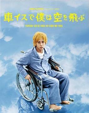 我要乘着轮椅飞向天空