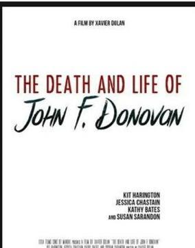 约翰·多诺万的死与生