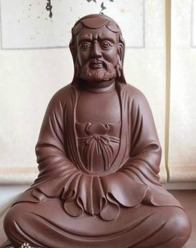 达摩祖师/菩提达摩传奇