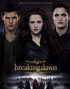 暮光之城_破晓The Twilight Saga:Breaking Dawn Part 2