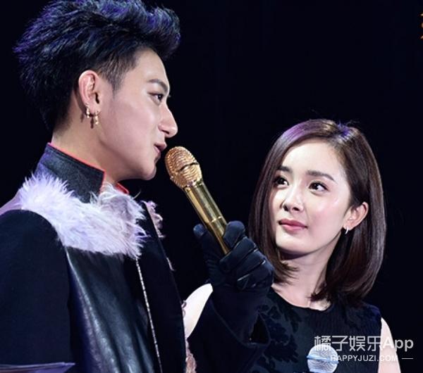 大幂幂和黄子韬拍亲密戏竟然害羞了,现场片段有点甜!