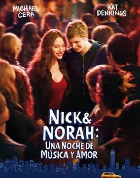 爱情无限谱/Nick and Norah's Infinite Playlist