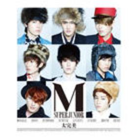 【太完美】 SJ-M迷你二辑