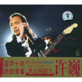 许巍:留声十年绝版青春北京演唱会