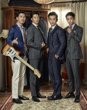 月桂树西装店的绅士们