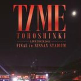 东方神起 LIVE TOUR 2013 〜TIME〜 FINAL in NISSAN STADIUM