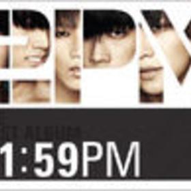 1:59PM(韩国正规一辑)