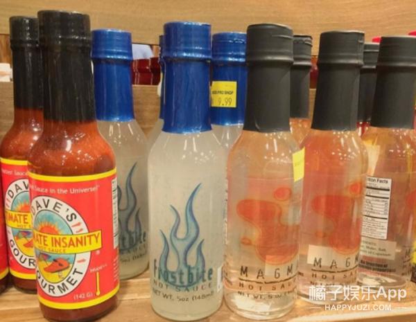 用世界上第一款白色辣椒酱来温暖冻成狗的你