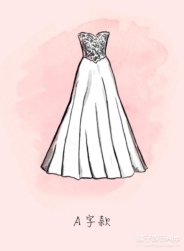 能毁掉你婚礼的可能不是情敌们,而是不会选婚纱的你自己!