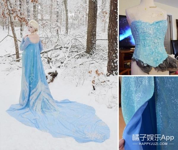 美人鱼的比基尼1块钱、灰姑娘的裙子要十几万…想穿成迪士尼公主究竟要多有钱?