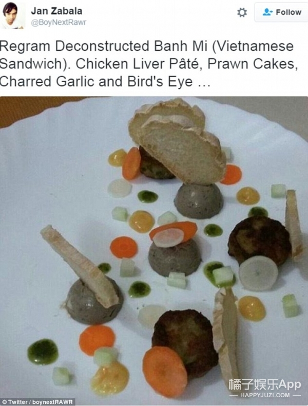 外国网友分享吃到的最糟糕解构食物,看完心疼他们