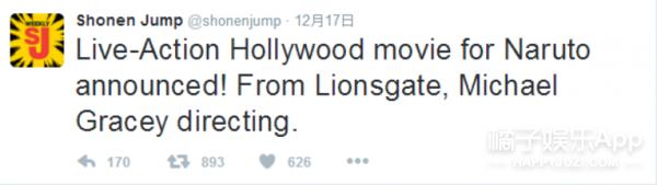 《火影忍者》即将拍真人电影,感觉它会烂成下一个《七龙珠》